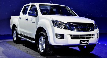 Isuzu to Launch New D Max